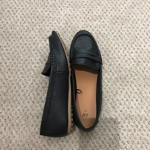 H&M Shoes - NEW H&M Black Slip On Loafers